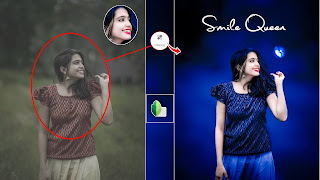 Cute Smiling Queen Photo Editing Tutorial    Download png stock 2021
