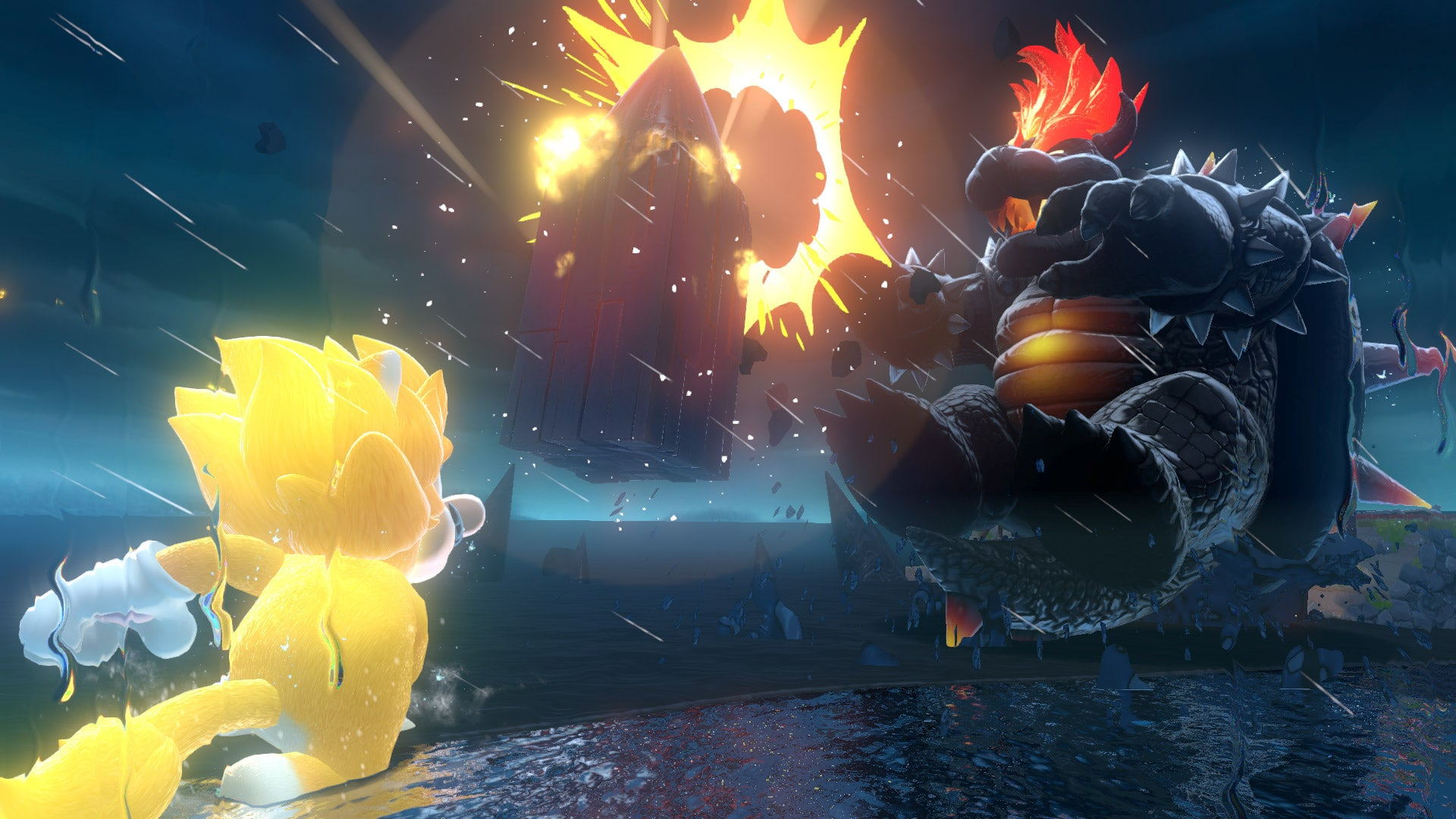 Bowser's Fury: Playing as a couple, this is how you activate the co-op multiplayer guide