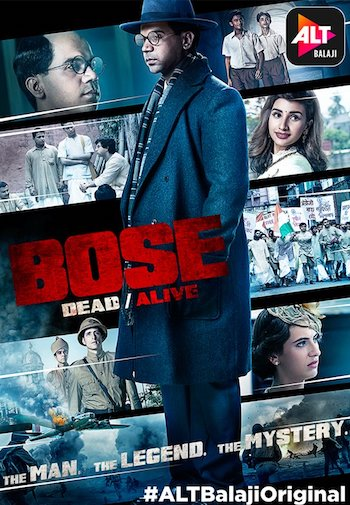 Bose Dead or Alive 2017 All Episodes Hindi 720p HDRip 2GB