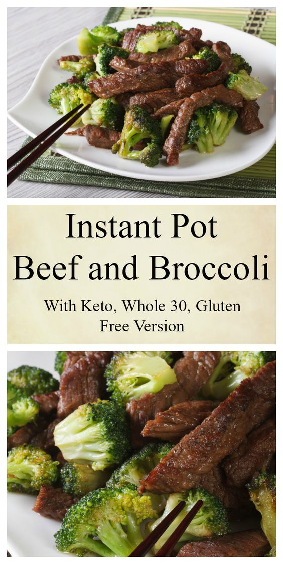 INSTANT POT BEEF AND BROCCOLI WITH KETO OPTION #recipes #dinnerrecipes #quickdinnerrecipes #easydinnerrecipes #goodquickandeasydinnerrecipes #food #foodporn #healthy #yummy #instafood #foodie #delicious #dinner #breakfast #dessert #lunch #vegan #cake #eatclean #homemade #diet #healthyfood #cleaneating #foodstagram