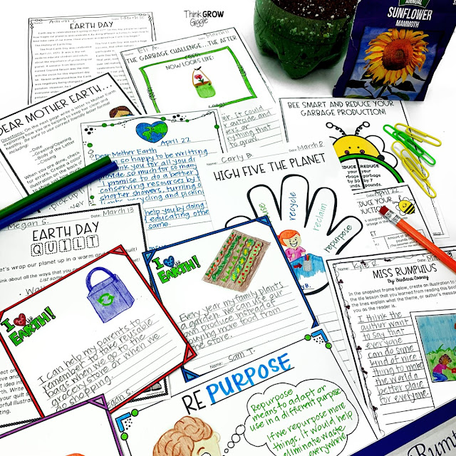 hands on earth day science activities for kids