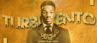 DJ'Cabuata Júnior - Turbulento (Original)