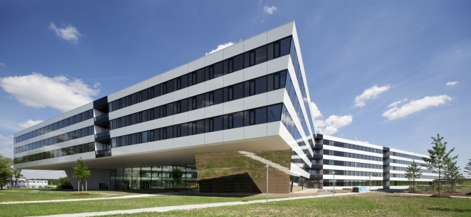 fuckdamotto: Adidas Headquarters in Hertsogenaurahe, Germany