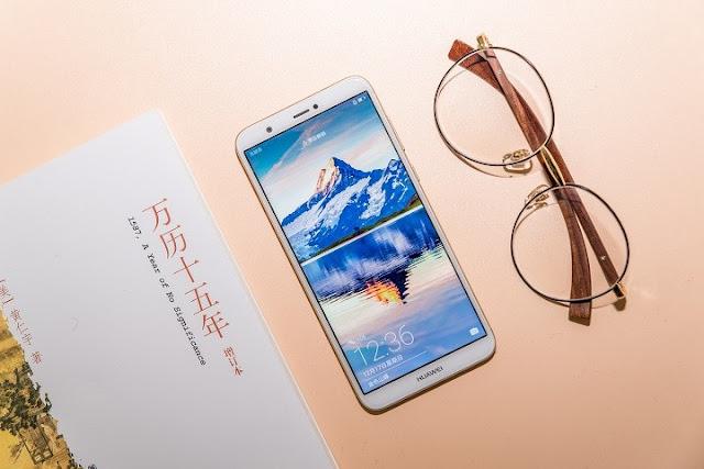 Spesifikasi Huawei Enjoy 7S, Hadir Dengan Oreo 8.0