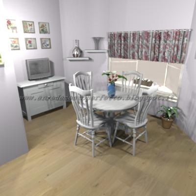 Consigli d'arredo: La cucina in stile provenzale con ...