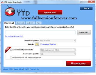 Download videos from YouTube Playlist to MP3 Free idm