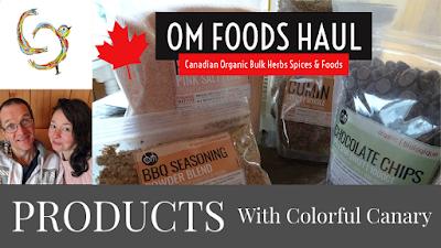 Organic Bulk Foods Canada