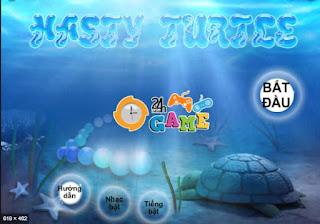 Chơi game rùa thần xếp ngọc