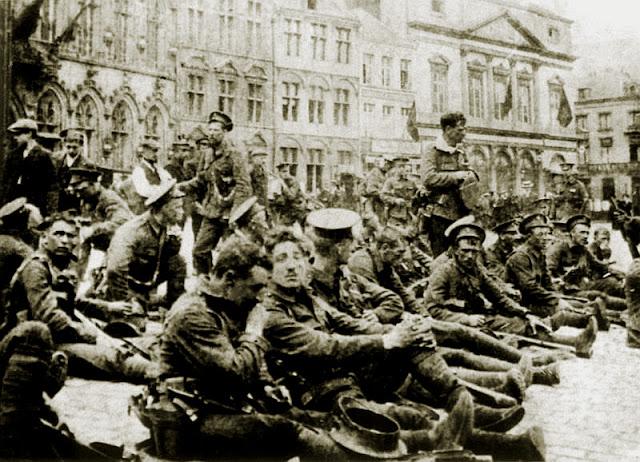 Первая мировой война 1914