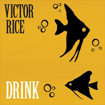 The album cover features simple illustrations of two fish surrounded by air bubbles.
