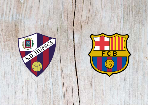 SD Huesca vs Barcelona Full Match & Highlights 13 April 2019
