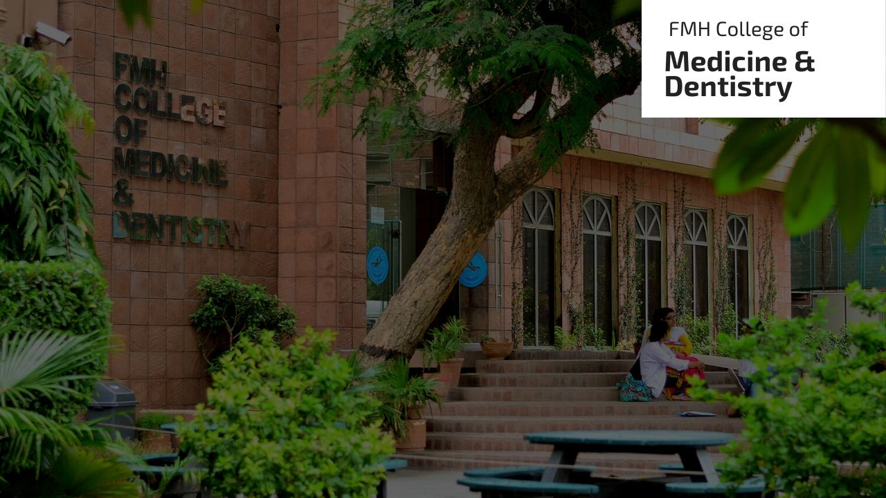 Dental Section, FMH CM&D, Lahore