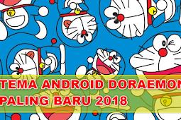 Kumpulan Tema Android Doraemon Terbaru 2018