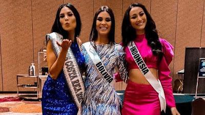 Bawa Batik Pamekasan, Ayu Maulida Masuk 21 Besar Miss Universe