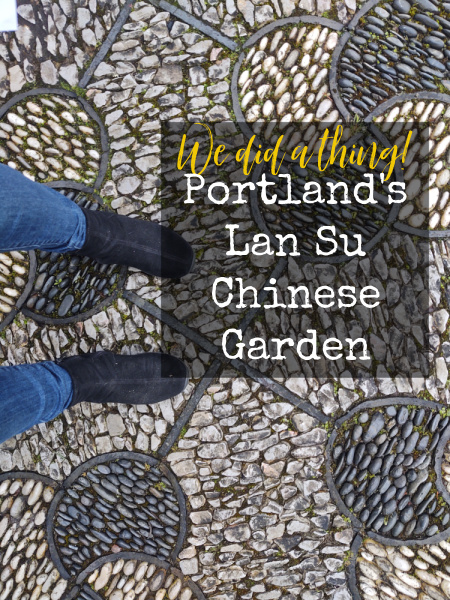 Lunar or Chinese New Year runs for 15 days in China, but Lan Su Chinese Garden in Portland has been running it the whole month of February.