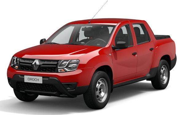 Renault Duster Oroch Profesional 4x2