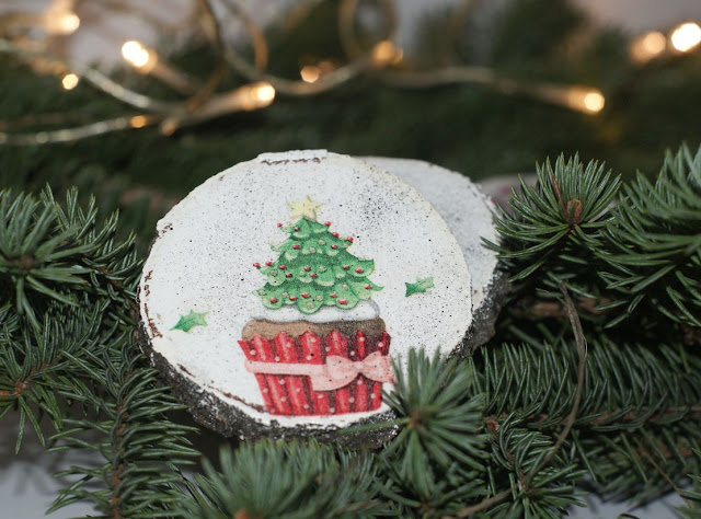 święta tuż tuż - świąteczna dekoracja