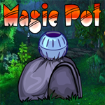 Games4King Magic Pot Escape Walkthrough