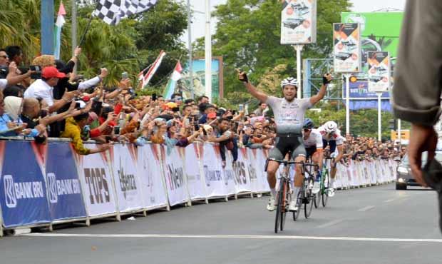 Jeroen Meijers Tour de Indonesia 2019