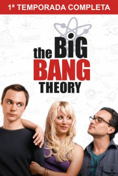 The Big Bang Theory 1ª Temporada Torrent – BluRay 720p Dual Áudio