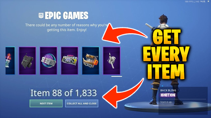 How to Get EVERY ITEM in Fortnite Season 9