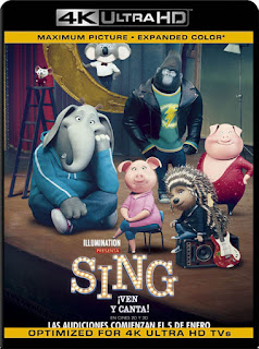 Sing: Ven y Canta (2016) 4k 2160p Latino [GoogleDrive] SilvestreHD