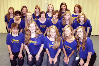 Synergy! - Oregon Children's Choir Young Women's a cappella Vocal Group