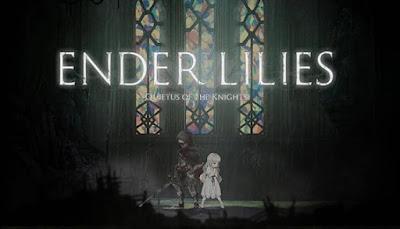 تحميل لعبة Ender Lilies Quietus of the Knights للكمبيوتر