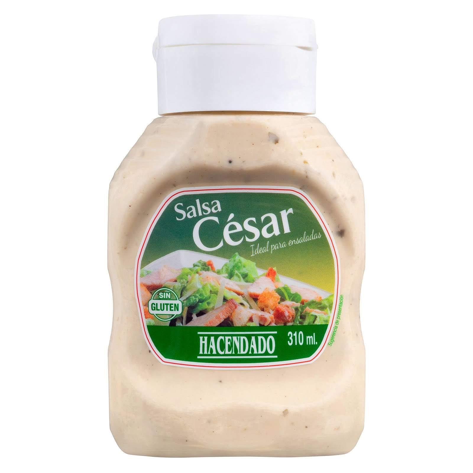 Salsa César Hacendado