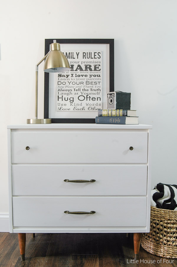 Beautiful Decor Inspiration from Target and HomeGoods. - Little House of Four