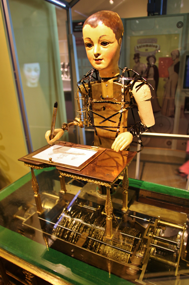 Swings And Arrows: The Amazing Automaton