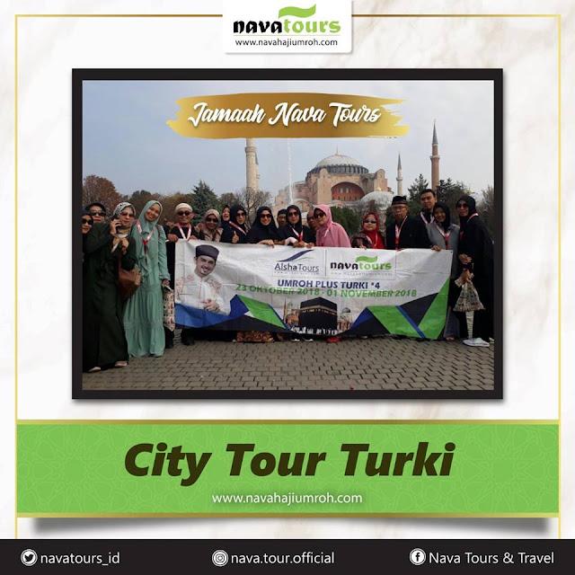 Paket Wisata Halal turki