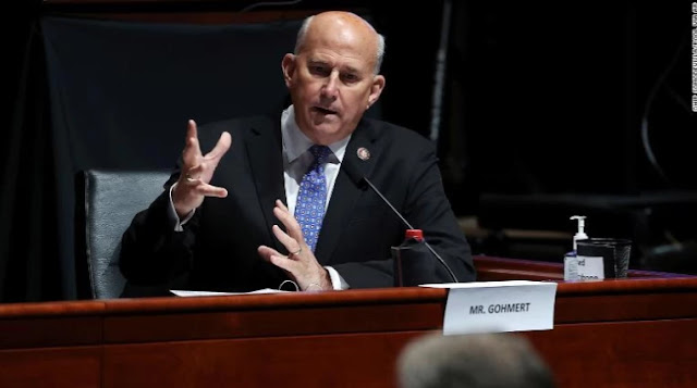 Colleagues feared U.S. Rep. Louie Gohmert would capture COVID-19. Sure enough, he did.