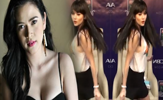 Bela Padilla dancing video