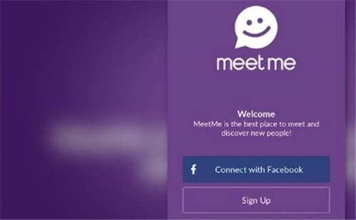 Meetme With Facebook