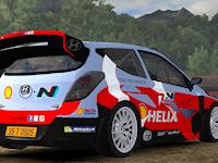 Hyundai i20 WRC - ETS2 V1.33