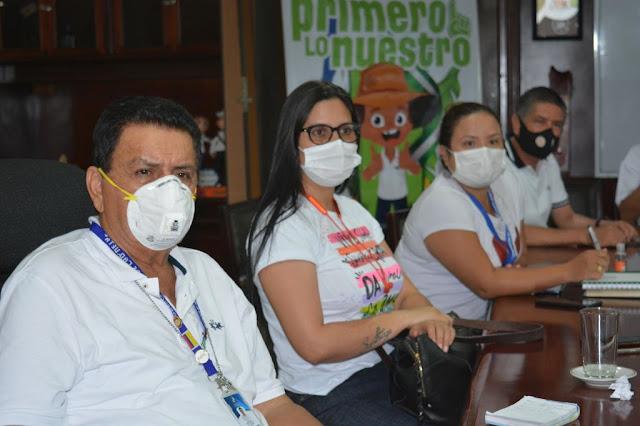 n Consejo Extraordinario de Seguridad - Fotografía: Gobernación de Caquetá