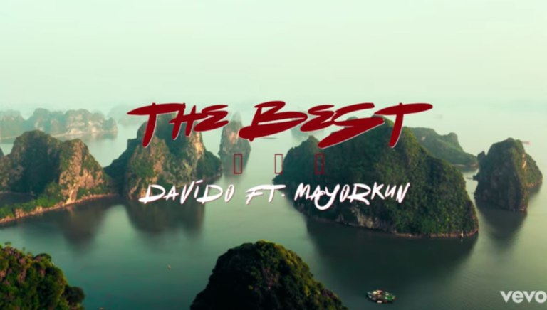 "[Video] Davido – ""The Best"" ft. Mayorkun #Arewapublisize"