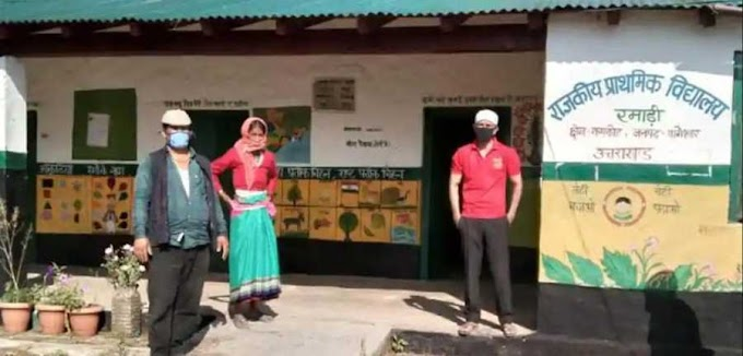 Covid-19 lockdown brought happiness to a family of Uttarakhand
