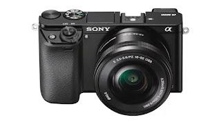 Daftar 5 Kamera Mirrorless Murah Terbaik 2021 3. Sony A6000