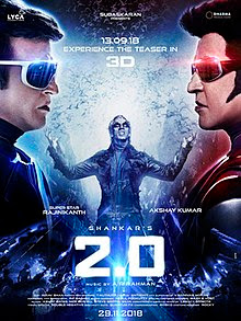 2.0 FULL HD Movie Hindi Dubbed Download or Watch