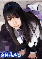 Nyoshin n1838 女体のしんぴ n1838 すみれ / コスプレ語りかけ自画撮り オナニー / B 76 W 60 H 86