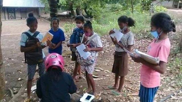 Nadiem Makarim Diminta Lirik Papua, Jangan Asal Suruh Terapkan Belajar Jarak Jauh