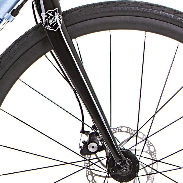 Garfo Audax Bike Ventus 1000 Adventure