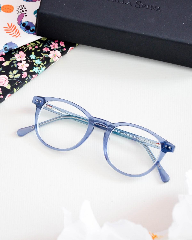 Še več o optiki Della Spina in preizkušanje novih modelov očal