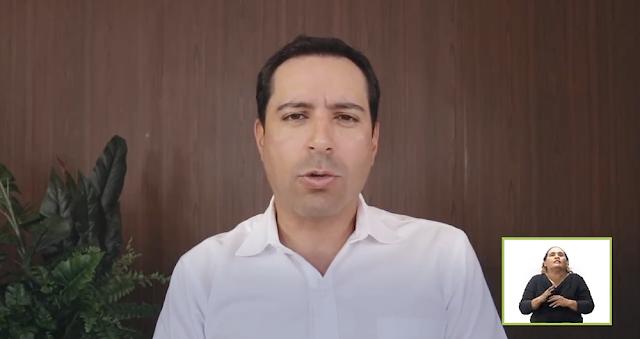 El regreso a clases en Yucatán es voluntario: Vila