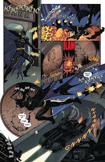 DC Comics da un primer vistazo a Batman '89.