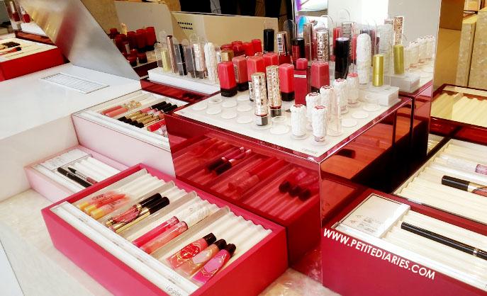 shiseido tokyo store