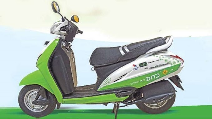 Drive your Activa with CNG - only Rs 15,000 kit and relieve costly petrol stress