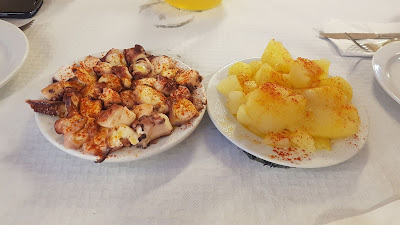RESTAURANTE A FEIRA DO PULPO (GIJÓN)